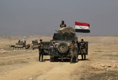 پانچ روزہ آپریشن کے بعد عراقی فوج مغربی موصل میں داخل
