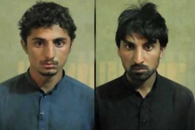 صادق آباد سے بارودی مواد کی اسمگلنگ میں ملوث 2 ٹرک ڈرائیور گرفتار
