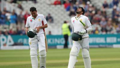 آئی سی سی ٹیسٹ رینکنگ، اظہر علی اور یونس خان ٹاپ 10 میں شامل