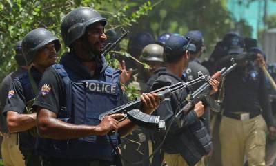 """آپریشن """"ردالفساد"""" کے تحت ملک بھر میں سینکڑوں افراد گرفتار"""