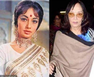 ماضی کی معروف بھارتی ادکارائیں بڑھاپے میں کیسی دکھائی دینے لگیں