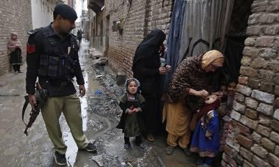 بلوچستان کے 16اضلاع میں انسداد پولیو مہم شروع