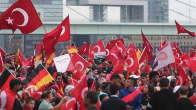 ترکی کے 136 سفارتکاروں کی جرمنی میں پناہ کی درخواستیں