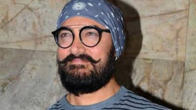 عامر خان نے نئے روپ کیساتھ مداحوں کے دل جیت لیے