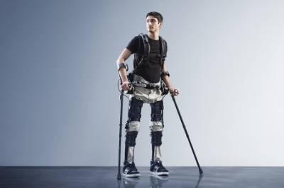 معذور افرادکیلئے جدید روبوٹک ٹیکنالوجی سوٹ متعارف