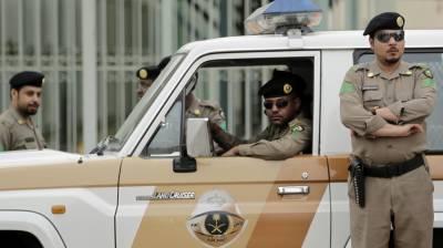سعودی عرب میں غیر ملکی شہریوں کے کمروں سے اشیا چرانے والا گروہ گرفتار