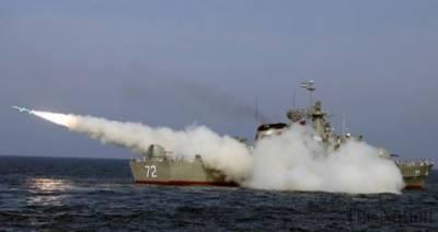 ایران کے بحری مشقوں کے دوران ناصر اور دہلویہ میزائلوں کے کامیاب تجربات