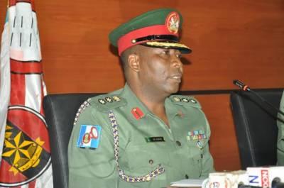 گیمبیا کی مسلح افواج کا سربراہ برطرف