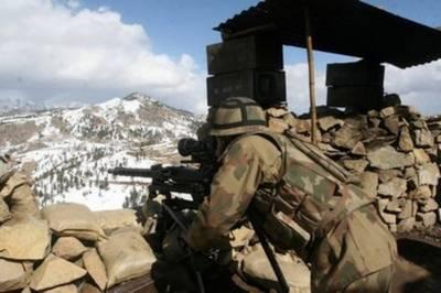 باجوڑایجنسی میں افغان صوبہ کنڑ سے شدت پسندوں کا پاکستانی پوسٹوں پر حملہ