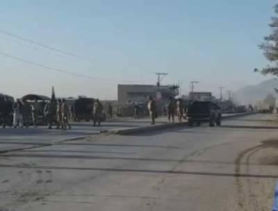 کوئٹہ: سریاب روڈ پر دھماکا، 4 افراد زخمی