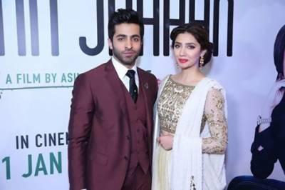 فلم 'سات دن محبت اِن' میں اداکارہ ماہرہ خان اور اداکار شہریار منور مرکزی کردار ادا کریں گے