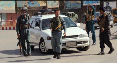 افغان پولیس اہلکار نے فائرنگ کر کےاپنے ہی 11 ساتھیوں کو ہلاک کر دیا