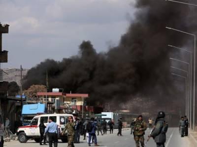 کابل میں 2 خودکش حملوں کے نتیجے میں 16 افراد ہلاک اور درجنوں زخمی ہوگئے