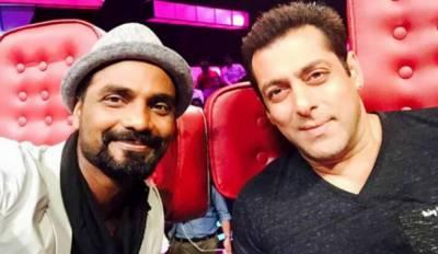 """سلمان خان نے فلم """"ڈانس"""" کےلئے خصوصی ٹریننگ شروع کر دی"""
