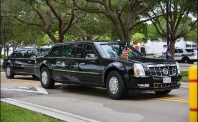 ڈونلڈ ٹرمپ کی جدید ترین گاڑی کی خصوصیات جان کر حیران رہ جائیں گے