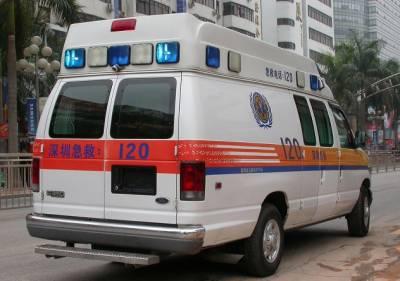 چین: سیمنٹ کے ٹینکر اور بس میں تصادم، 10 افراد ہلاک