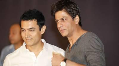 شاہ رخ خان اور عامر خان اکٹھے ٹی شو کی میزبانی کرینگے