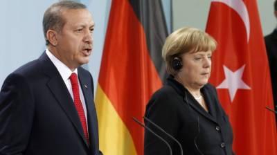 جرمنی دہشت گردوں کی حمایت کررہا ہے،ترک صدرکا الزام