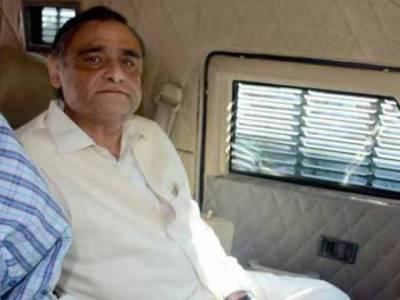 جیل میں ٹی وی نہیں، فائنل میچ کیسے دیکھوں، ڈاکٹر عاصم کا شکوہ