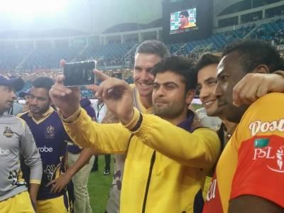 احمد شہزاد کو فائنل کیلئے ساتھی کھلاڑی کی یاد ستانے لگی