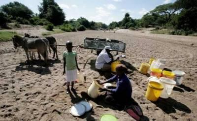 صومالیہ'شدید خشک سالی اور قحط کے باعث 48 گھنٹوں میں 110 افراد جاں بحق