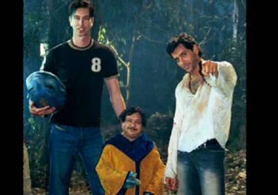 ہریتک روشن کی فلم 'کوئی مل گیا' کا معروف کردار'جادو'سامنے آگیا
