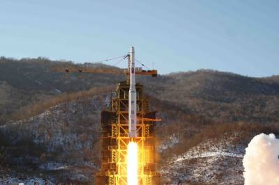 شمالی کوریا کی جانب سے چار بیلسٹک میزائل داغ دیئے گئے