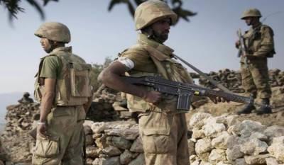 تین پاکستانی چیک پوسٹوں پر حملہ، 10 دہشتگرد مارے گئے، 5 اہلکار بھی شہید