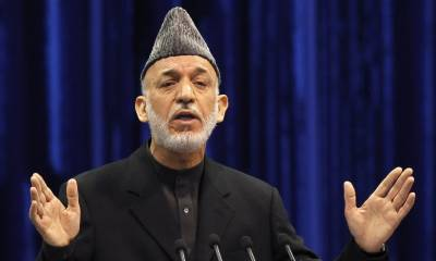 افغانستان ڈیورنڈ لائن کو کبھی تسلیم نہیں کرے گا، حامد کرزئی