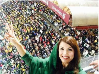 ڈیرن سیمی کو اعلیٰ سول ایوارڈ کیلئے نامزد کیا جائے :ریحام خان