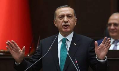 ریلیاں روکا جانا ماضی میں نازیوں کی حرکتوں جیسا عمل ہے،ترک صدر