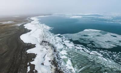 چین کی سب سے بڑی نمکین جھیل میں پانی کی سطح بلند