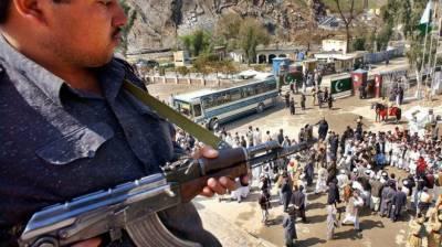 پشاور:طورخم بارڈ 18 روز بند رہنے کے بعد کھو ل دیا گیا