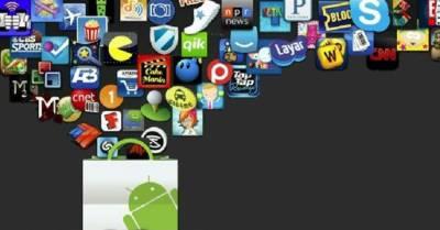 اینڈرائیڈ کی مقبول ترین ایپ اور گیمز کی فہرست جاری