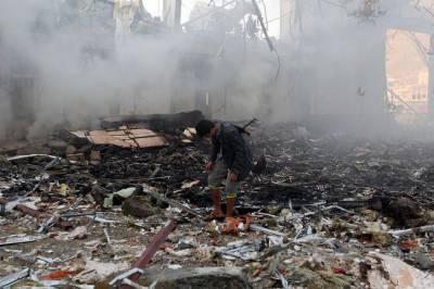 سعودی عرب نے یمن میں کلسٹر بم استعمال کئے، ایمنسٹی انٹرنیشنل کا الزام