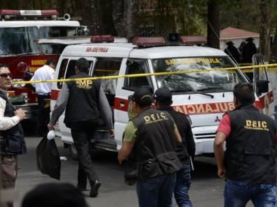 شیلٹر ہوم میں آتشزدگی کے باعث 19 نو عمر لڑکیاں جھلس کر ہلاک جب کہ 25 زخمی ہوگئیں