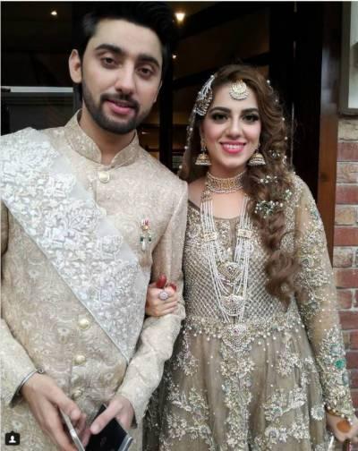 معروف گلوکار امانت علی بھی شادی کے بندھن میں بندھ گئے!
