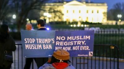 امریکی ریاستوں کا سفری پابندیوں کے صدارتی حکمنامے کیخلاف مقدمہ