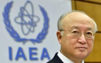 یوکیا امانو مزید 4 سال کیلئے عالمی ایٹمی ایجنسی کے ڈائریکٹر جنرل منتخب