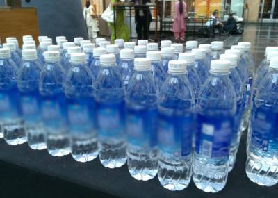 لاہورکو منرل واٹر فراہم کرنے والی 24 کمپنیوں کا پانی مضر صحت قرار