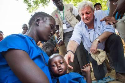 دنیا انسانی فلاح کے معاملے میں بدترین بحران کا سامنا کر رہی ہے، سٹیون او برائن