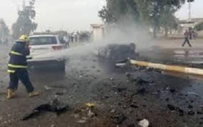 دمشق میں یکے بعد دیگرے دو دھماکے، 40 افراد جاں بحق، 100 سے زائد زخمی