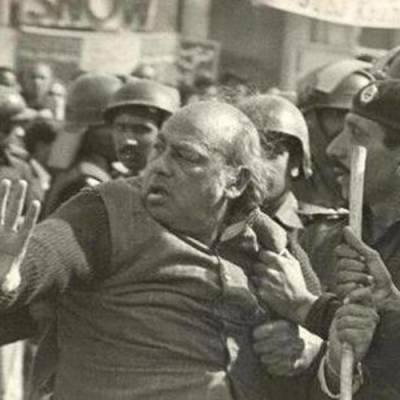 شاعر بغاوت، عظیم انقلابی شاعر حبیب جالب کی آج 24برسی منائی جا رہی ہے
