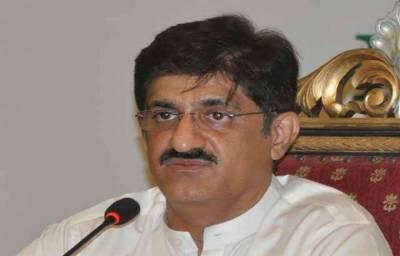 وزیر اعلیٰ سندھ ن سیدمراد علی شا وفاقی وزیر خزانہ اسحاق ڈار کو خط لکھ دیا