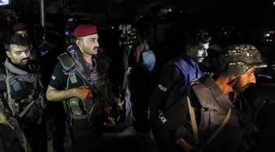 پولیس اور حساس اداروں کا آپریشن، پنجاب بھر سے سیکڑوں مشتبہ افراد گرفتار