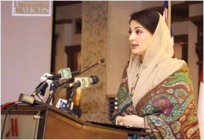 پاکستان میں خواتین کو جمہوریت میں مساوی مواقع حاصل ہیں: مریم نواز