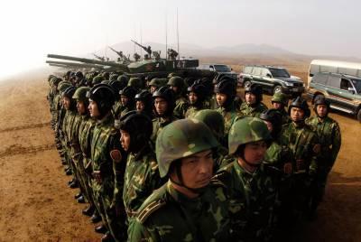 چین نے اپنی افواج کو دنیا کی جدید تر بنانا شروع کر دیا