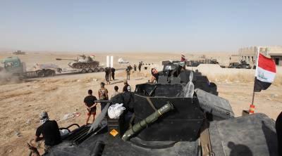 عراقی فوج کے گھیرے میں آئے ہر دہشتگرد کو چن چن کر مار دیا جائے گا: امریکی کمانڈر