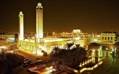 خلیج عرب کی تین مساجد نے فن تعمیر کے لئے ایوارڈ جیت لئے