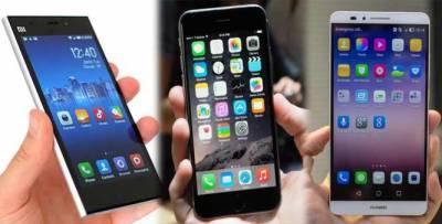 روس میں چینی ساختہ سمارٹ فونز نے دھوم مچا دی